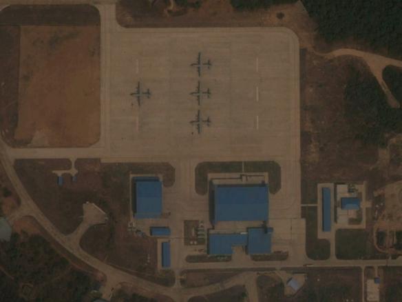DG (03APR12) Hindon Air Station C-130